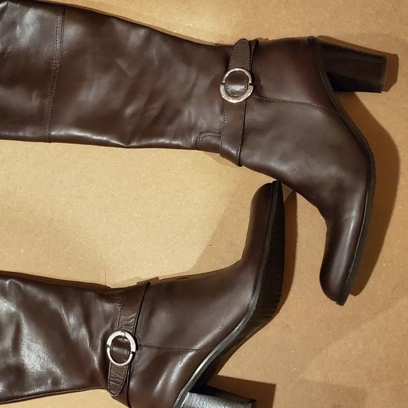 geox knee boots